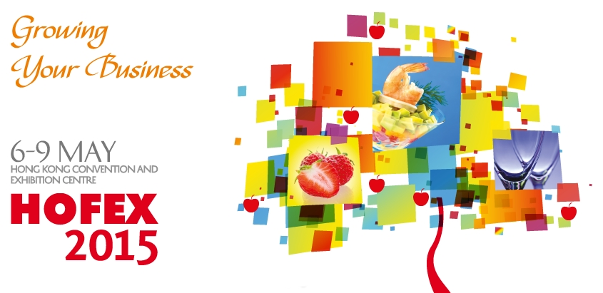 HOFEX 2015 The 16th International Exhibition of Food & Drink, Hotel, Restaurant & Foodservice Equipment, Supplies & Services