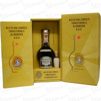Traditional Balsamic Vinegar of Modena Extra-Vecchio 25 Years logo