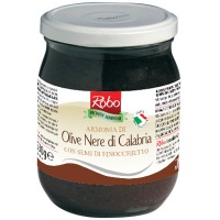Calabrian Black Olives cream Armonia with Fennel seeds