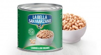 White Cannellini Beans 400gr logo